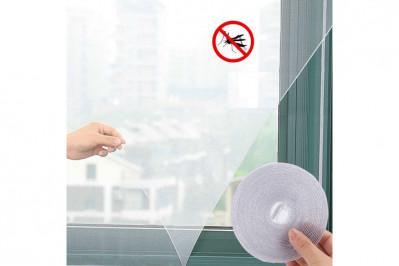 2 eller 4 Myggenet til vinduer