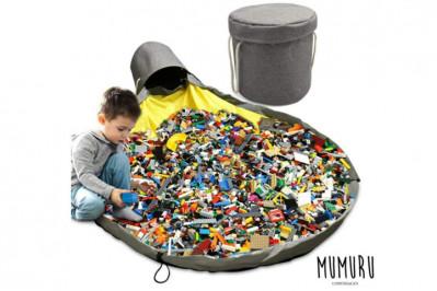 Oprydningsspand til legetøj