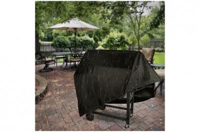 Overtræk til grill, der beskytter mod rust og snavs og derved forlænger dens levetid