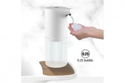 Sæbeskumsdispenser med sensor- smart med god hygiejne