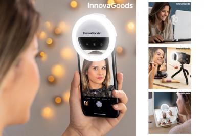 Selfie ring-light - 2 eller 3 stk.