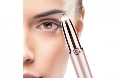Øjenbrynstrimmer- Gør brynene knivskarpe nemt og smertefrit