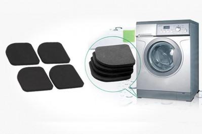 Støddæmper ben til vaskemaskiner og tørretumblere