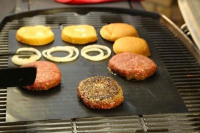 5-pak non-stick teflon grillmåtter
