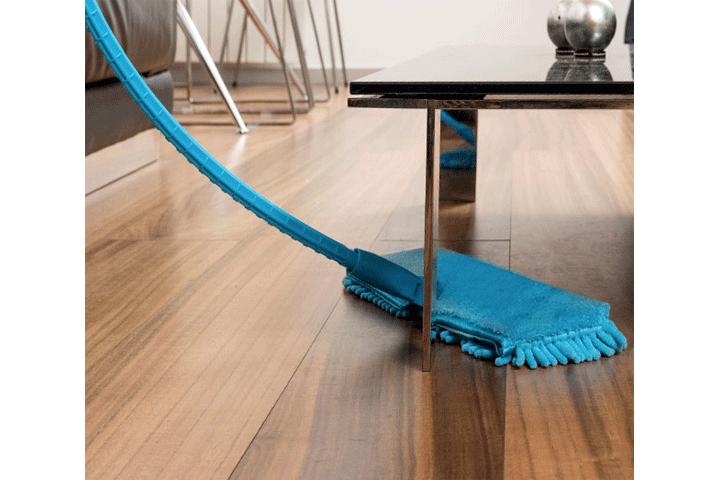 Image of   Gør rent alle de besværlige steder med en fleksibel moppe