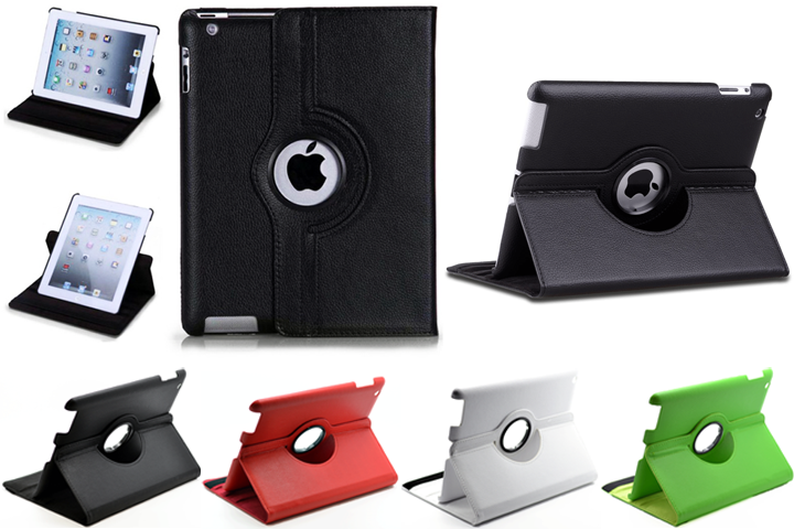Image of   360 covers til iPad 2,3,4 - iPad mini - iPad Air 1 - iPad Air 2