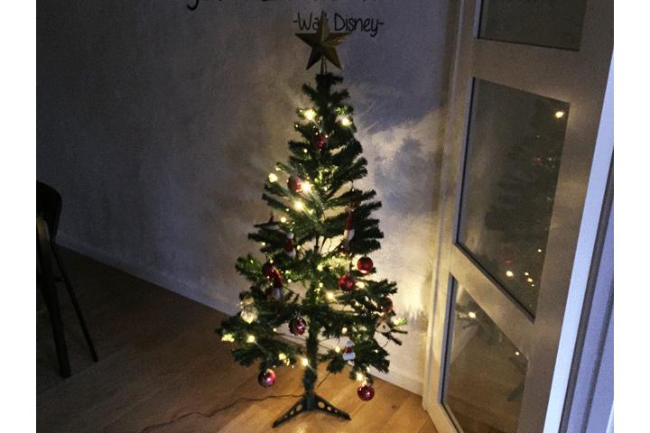 Image of   Forlæng den søde julestemning år efter år med et plastik juletræ