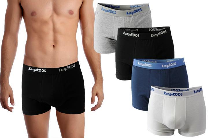 Image of   8 par KangaROOS boxershorts
