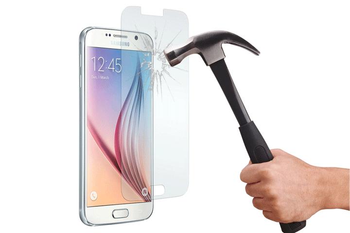Image of   Beskyt din Samsung med panserglas
